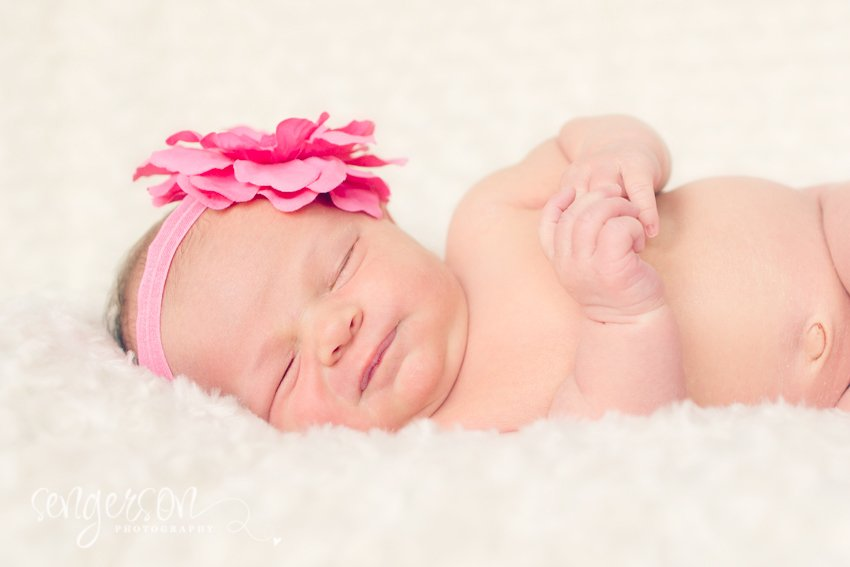 Newborn Session // Kansas City Photographer - Sengerson Photography
