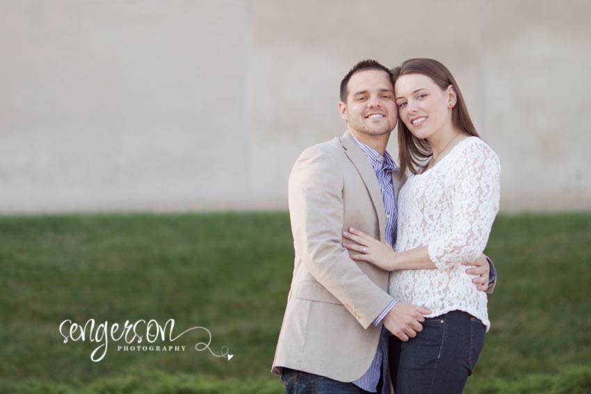 Rachel and Zac - Engagement Session, Kansas City Photography, Sengerson