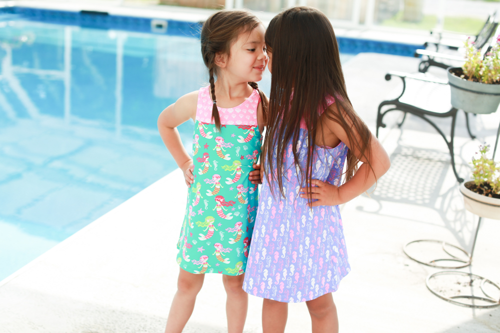 Swimming Lessons and Swim Wear