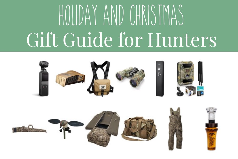 101+ Gift Ideas for the Hunter in Your Life