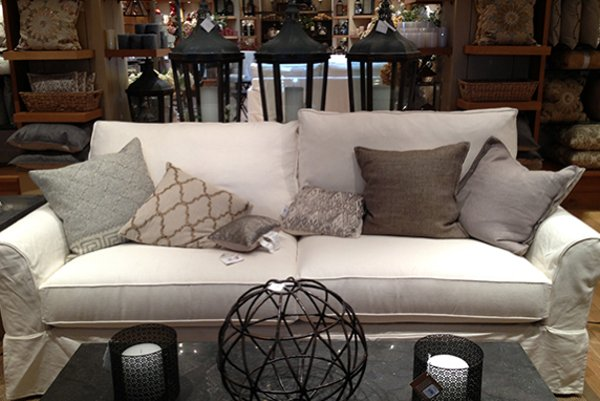 Pottery Barn Couch Wish List   10 Tips on How to Choose a Couch: Pottery Barn versus Ikea Sofa featured by top US lifestyle blogger, Sengerson
