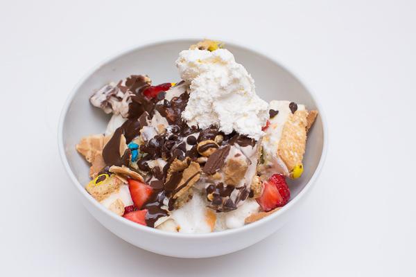 ultimate ice cream sundae buffet bar14
