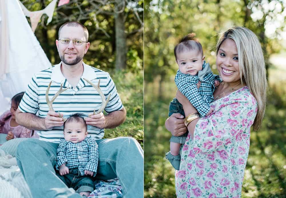 family photography shawnee mission park