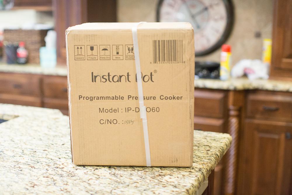 Instant Pot IP-DUO60 Review 01