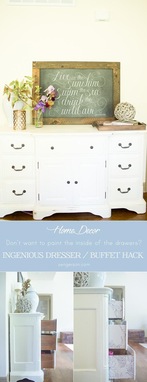 lining drawers