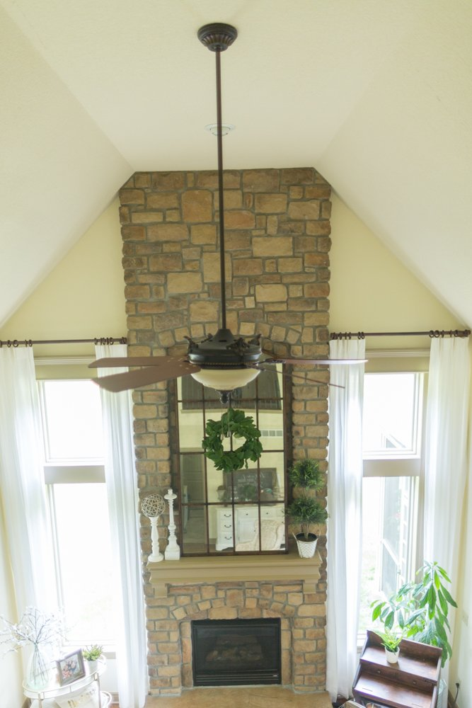 two story curtains farmhouse style_0001