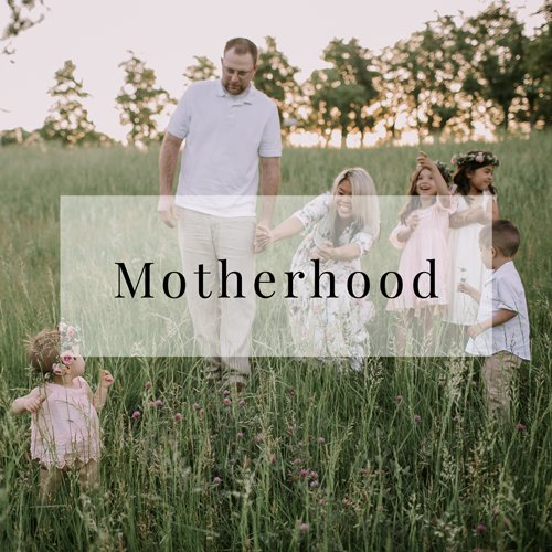 sengerson motherhood tips and tricks