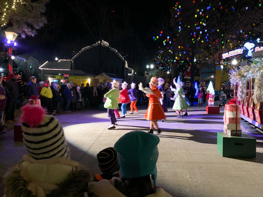 worlds of fun winterfest review