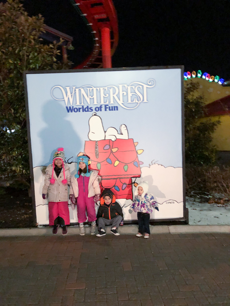 WOF worlds of fun