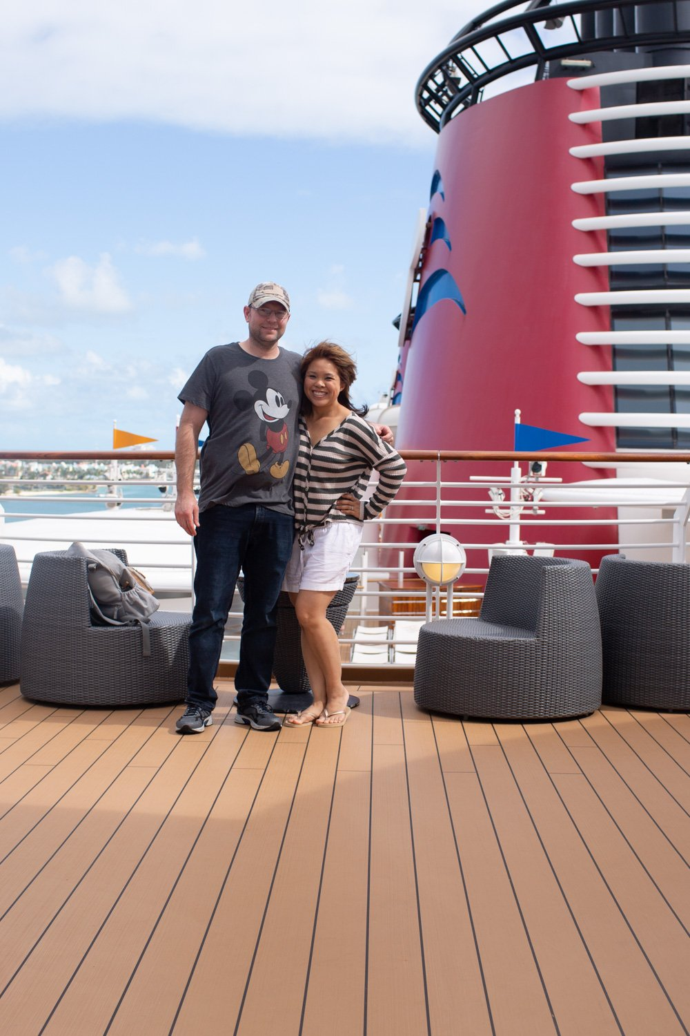 Epic Disney World and Disney Cruise Trip Report with four kids going in February.