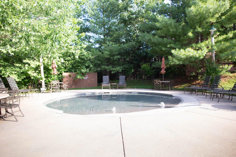 Big Cedar Lodge Wilderness Club Studio Brushey Creek children's pool