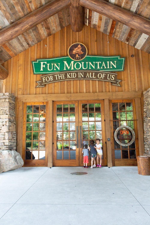 Big Cedar Lodge Wilderness Club Studio fun mountain