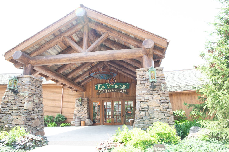 Big Cedar Lodge Wilderness Club Studio Brushey Creek fun mountain