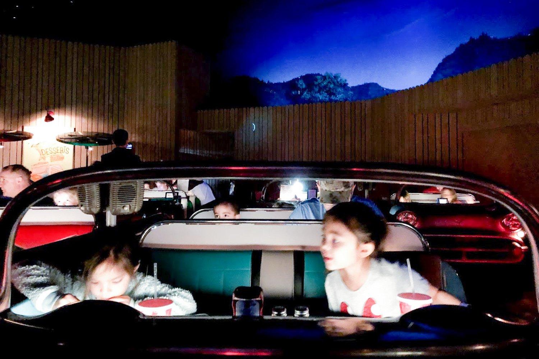 Sci-Fi Dine-In Theater Photo