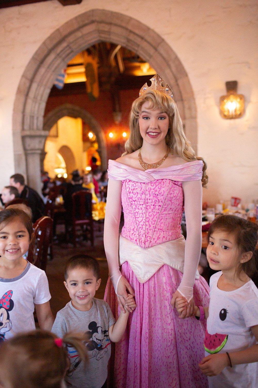 Disney restaurant review at Aurora Photo