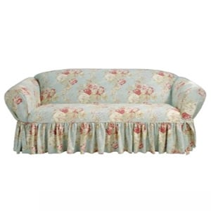 floral country sofa slipcovers