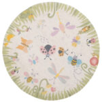 kids playroom rug round rug