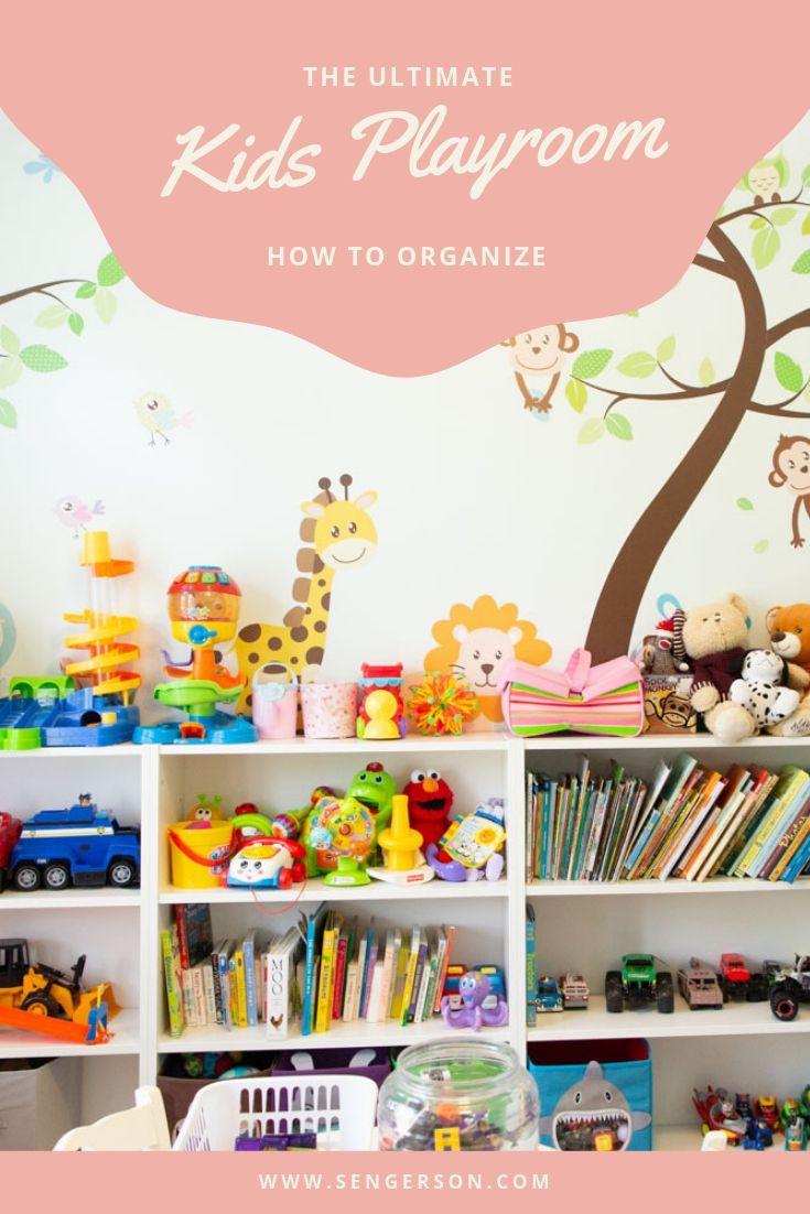 modern kids playroom inspiration