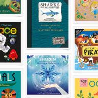 BEST Children's Pop Up Books from Amazon