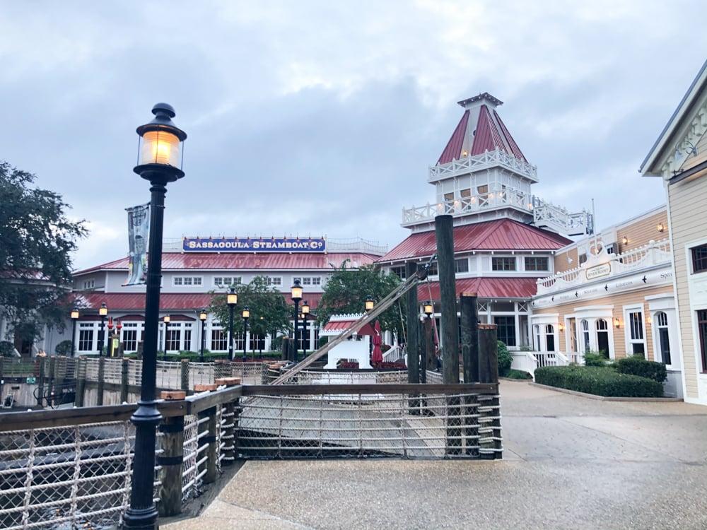 disney port orleans resort