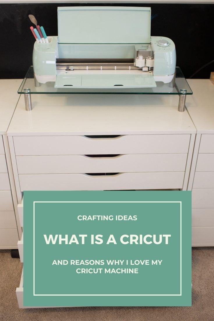 cricut machine what it is explained