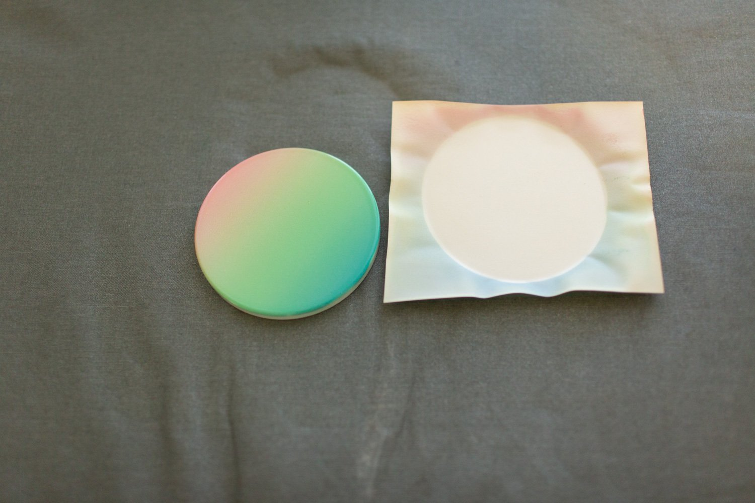 how to make coasters with infusible ink transfer paper