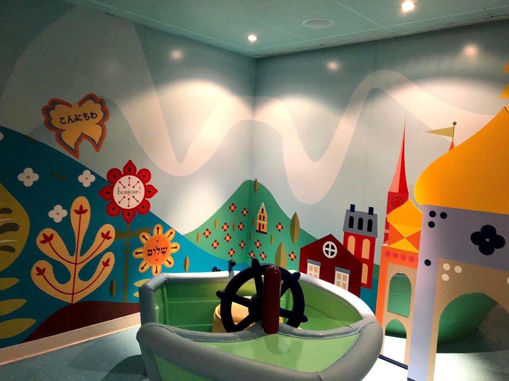 disney dream nursery