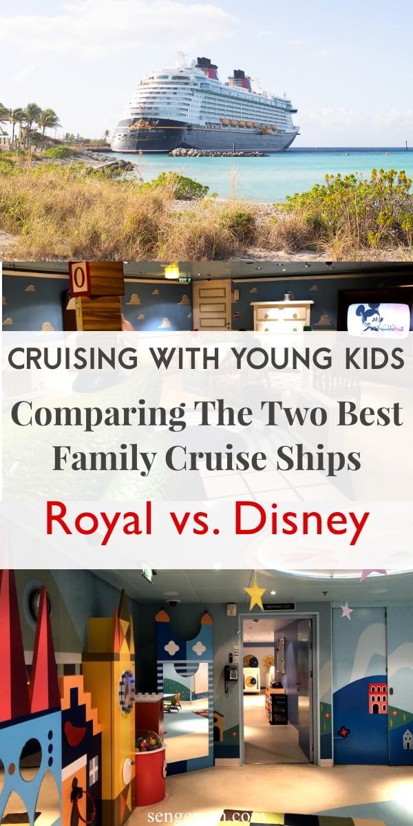 royal vs disney