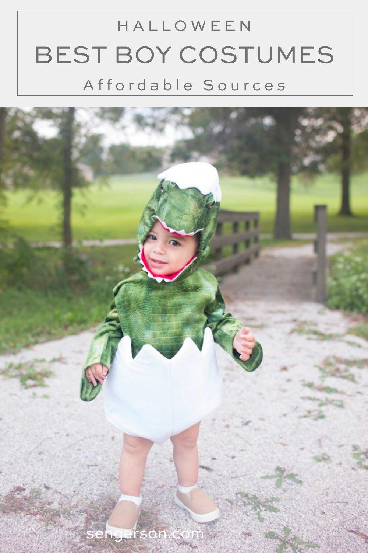 best boys halloween costume round up