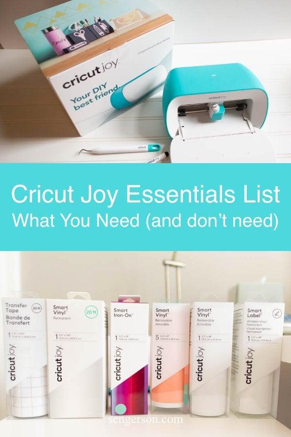 Cricut joy accessories tools ultimate guide