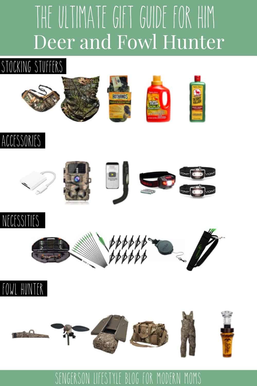 Gift guide for hunter best gift ideas