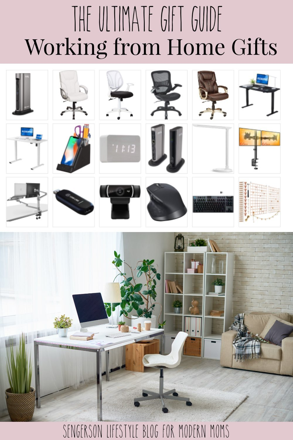 best gifts for people working from home