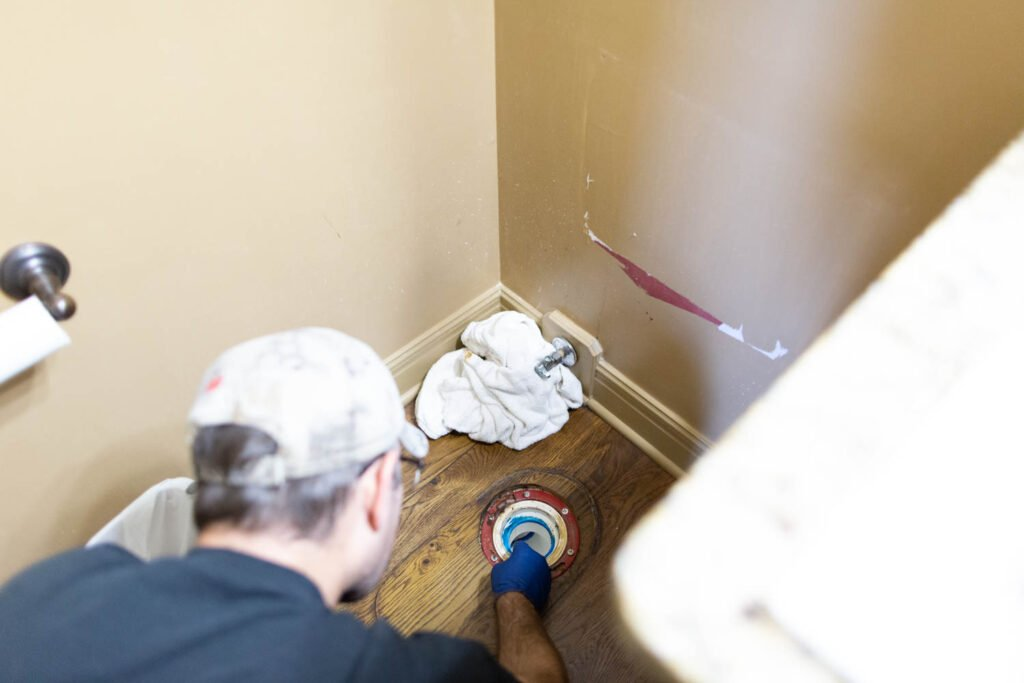 mistakes and considerations when replacing toilet