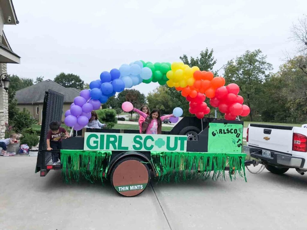 parade float tips and tricks homecoming for kids