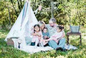 Our Fun Glamping Family Photography Fall 2015