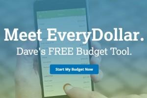 Every Dollar - A Web-based Budgeting Tool