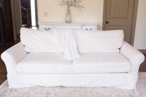 10 Considerations on How to Choose a Couch: Pottery Barn versus Ikea Sofa