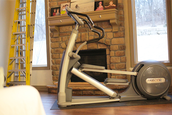 Why This Mom Purchased an Elliptical (instead of using her gym membership)