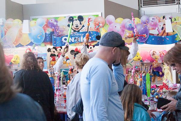 Disney on Ice Sprint Center VIP Seating 0003