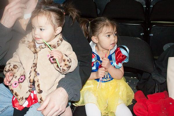 Disney on Ice Sprint Center VIP Seating 0004