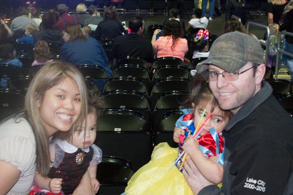 Disney on Ice Sprint Center VIP Seating 0005
