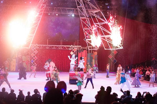Disney on Ice Sprint Center VIP Seating 0007