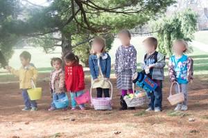 The Substitute Easter Egg Hunt