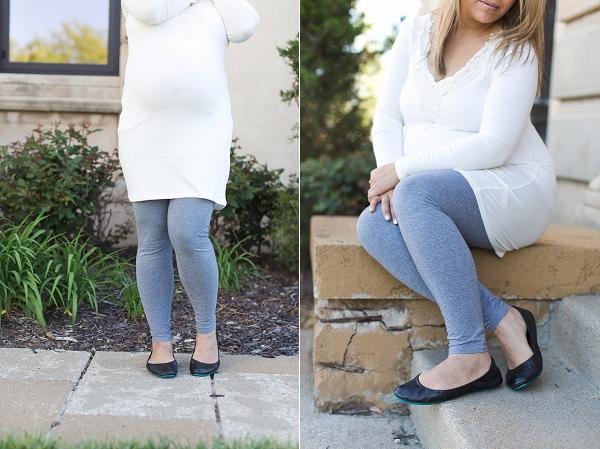 dress the bump style the bump tunic and leggings tieks