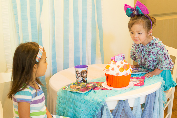 frozen birthday party ideas diy10