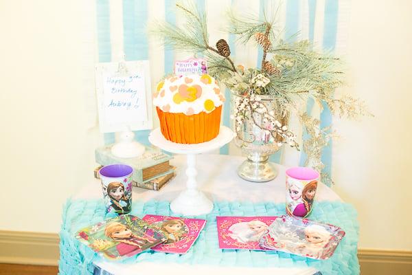frozen birthday party ideas diy5