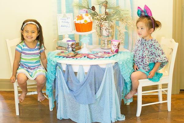 frozen birthday party ideas diy7