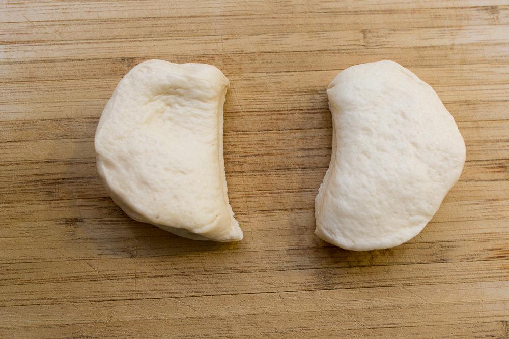 garlic parmesean biscuits with meatballs14