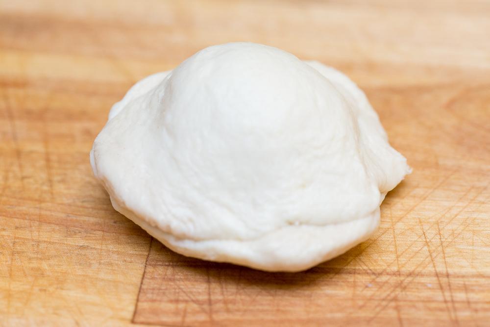 garlic parmesean biscuits with meatballs16