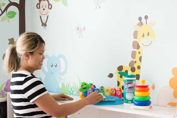playroom-disinfecting